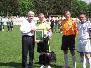 У Новограді-Волинському відбулося урочисте відкриття спортивно-футбольного комплекса, фото-3