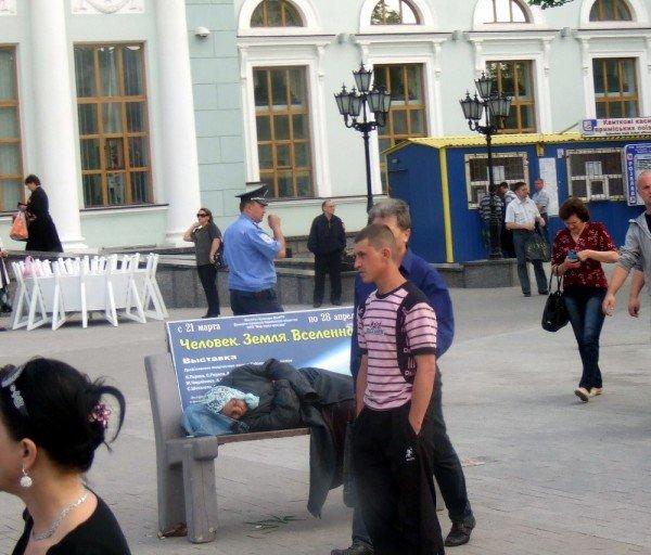 Гости Евро-2012, не успев выйти с железнодорожного вокзала, начнут осознавать, что Донецк — это город контрастов (фото), фото-2
