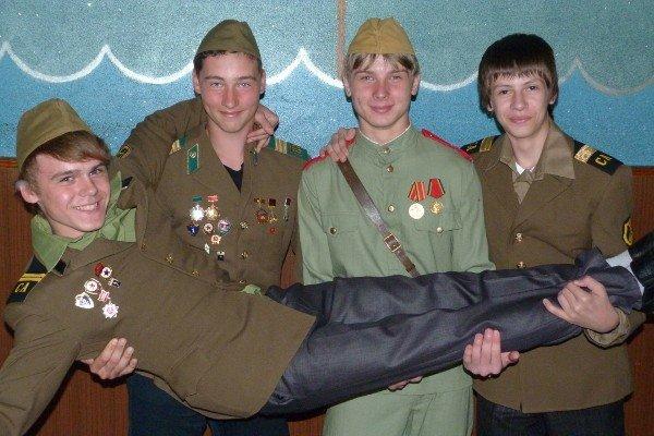 В криворожском Клубе Юных Моряков прошел День солдатской песни (ФОТО), фото-1