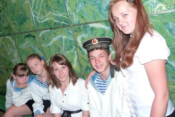 В криворожском Клубе Юных Моряков прошел День солдатской песни (ФОТО), фото-2
