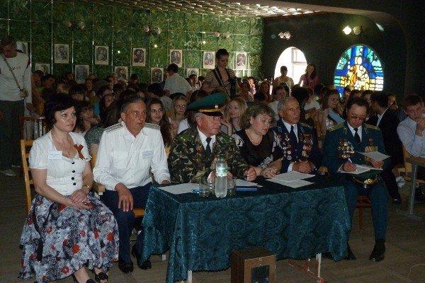 В криворожском Клубе Юных Моряков прошел День солдатской песни (ФОТО), фото-4