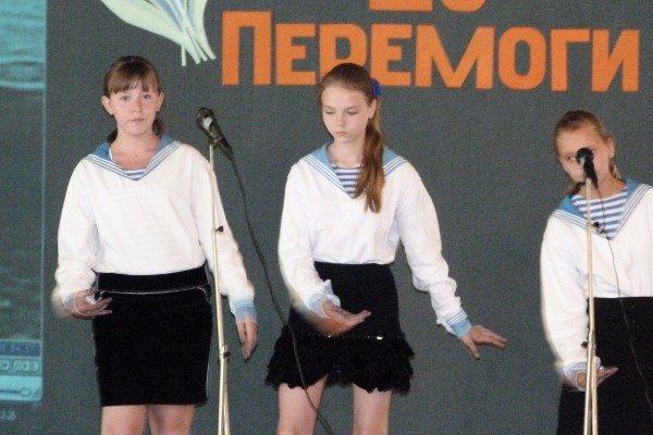 В криворожском Клубе Юных Моряков прошел День солдатской песни (ФОТО), фото-6
