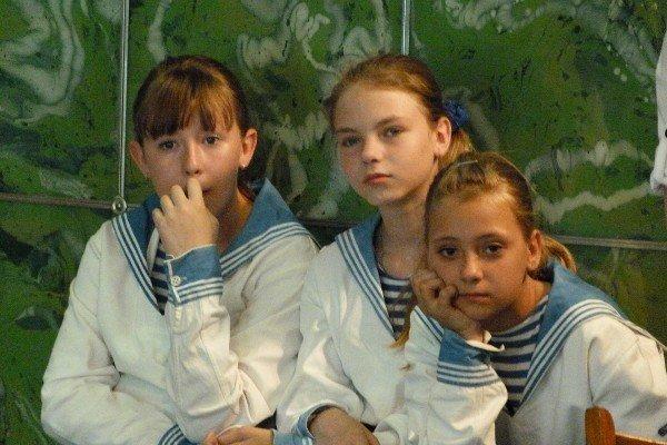 В криворожском Клубе Юных Моряков прошел День солдатской песни (ФОТО), фото-8