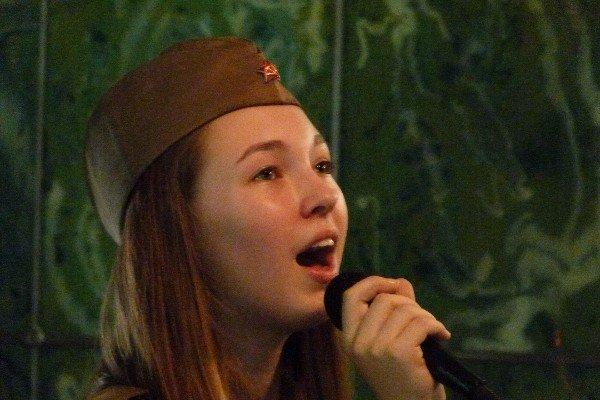 В криворожском Клубе Юных Моряков прошел День солдатской песни (ФОТО), фото-9