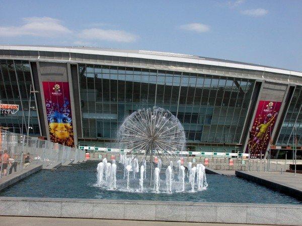 «Донбасс Арена» меняет имидж к Евро-2012 (фото), фото-2