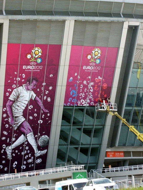 «Донбасс Арена» меняет имидж к Евро-2012 (фото), фото-4