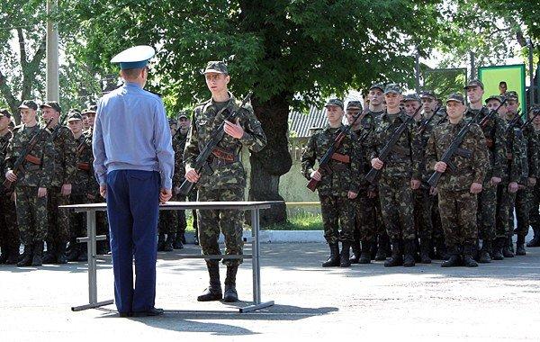 В Донецке новобранцы приняли присягу (фото), фото-2