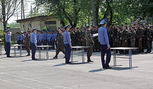 В Донецке новобранцы приняли присягу (фото), фото-3