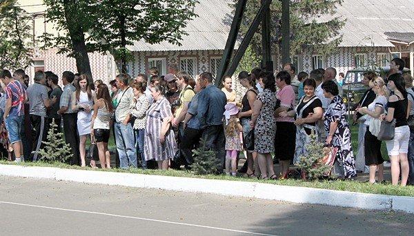 В Донецке новобранцы приняли присягу (фото), фото-4