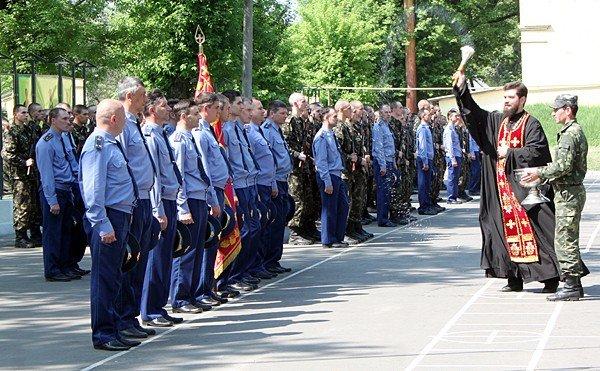 В Донецке новобранцы приняли присягу (фото), фото-5