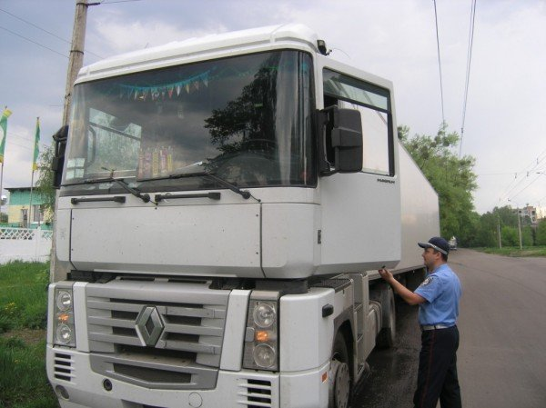 У Житомирі зупинена контрабанда сигарет, фото-1