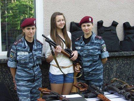 Житомирские милиционеры приоткрыли дверь в святая святых (ФОТО), фото-10