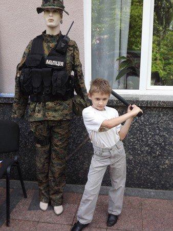 Житомирские милиционеры приоткрыли дверь в святая святых (ФОТО), фото-11