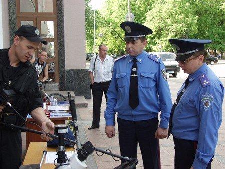 Житомирские милиционеры приоткрыли дверь в святая святых (ФОТО), фото-6