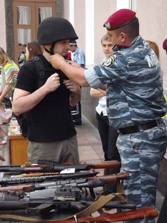 Житомирские милиционеры приоткрыли дверь в святая святых (ФОТО), фото-9