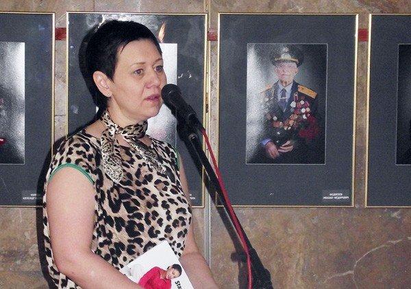 «Лица Победы» воплотились в фотоработах горловской художницы, фото-3