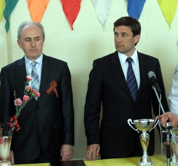Донецкий губернатор наградил победителей чемпионата «Динамо» (фото), фото-4
