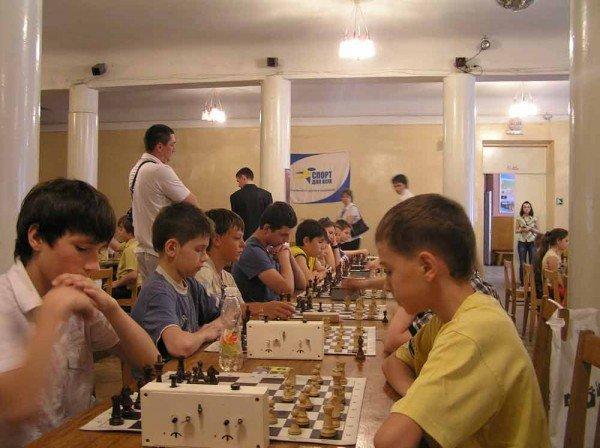 На Житомирщині пройшла битва юних шахових генералів, фото-2