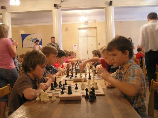 На Житомирщині пройшла битва юних шахових генералів, фото-3