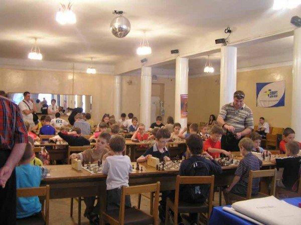 На Житомирщині пройшла битва юних шахових генералів, фото-4