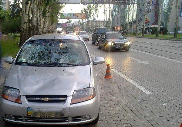 В Донецке в ДТП пострадали пешеходы (фото), фото-3