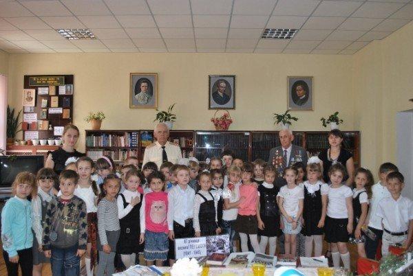 Симферопольские школьники спели ветеранам «Катюшу» (ФОТО), фото-4