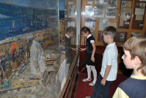 Симферопольские школьники спели ветеранам «Катюшу» (ФОТО), фото-6