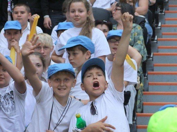 В Донецке прошел полуфинал школьного «Евро-2012» (фото), фото-3