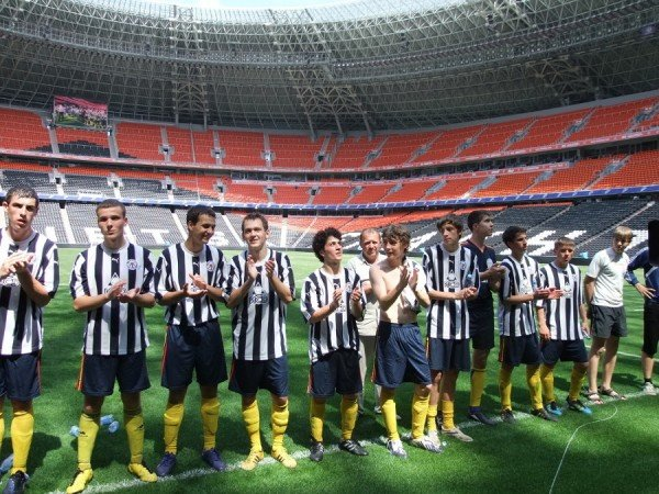 В Донецке прошел полуфинал школьного «Евро-2012» (фото), фото-4