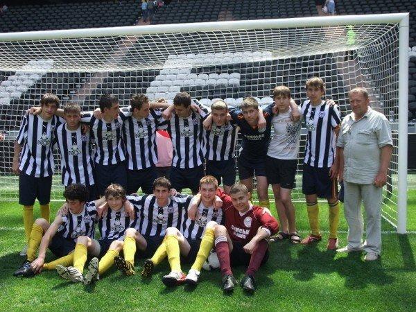В Донецке прошел полуфинал школьного «Евро-2012» (фото), фото-6