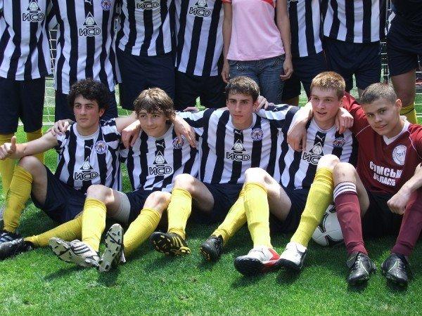 В Донецке прошел полуфинал школьного «Евро-2012» (фото), фото-7