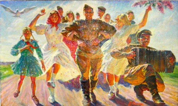 В Кривом Роге открылась выставка живописи «Память» (ФОТО), фото-1