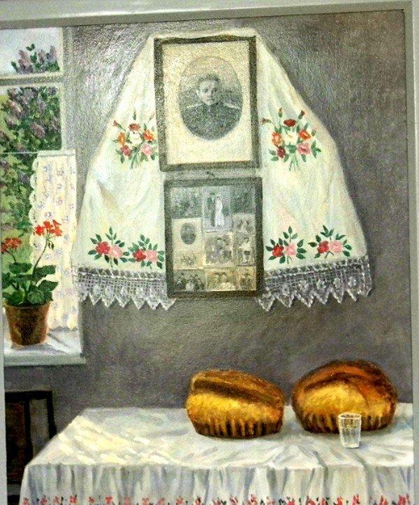 В Кривом Роге открылась выставка живописи «Память» (ФОТО), фото-4
