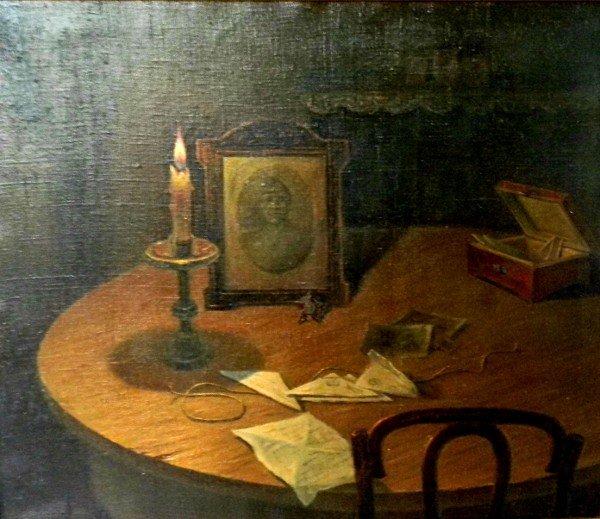 В Кривом Роге открылась выставка живописи «Память» (ФОТО), фото-6