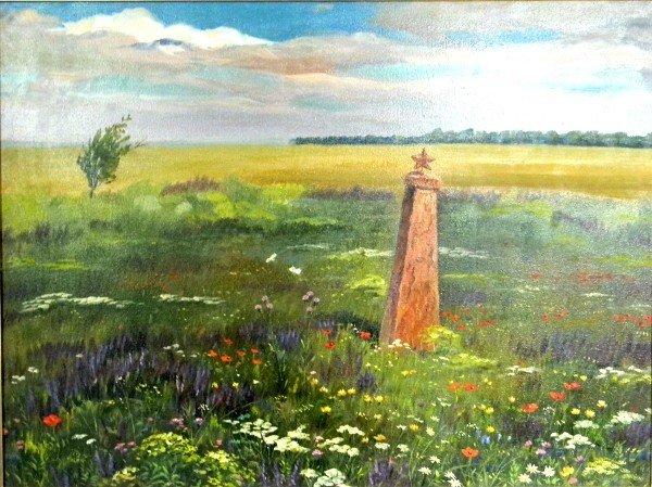 В Кривом Роге открылась выставка живописи «Память» (ФОТО), фото-7