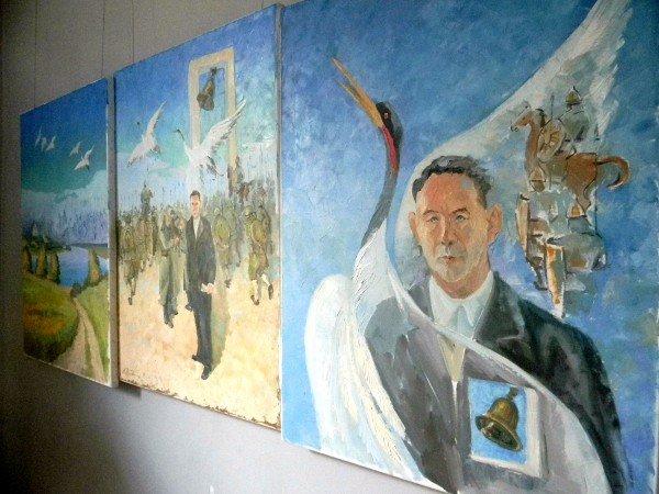 В Кривом Роге открылась выставка живописи «Память» (ФОТО), фото-8