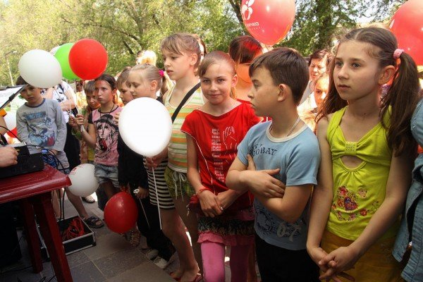 Открыт первый фрешмаркет «Брусничка» в Луганске, фото-3