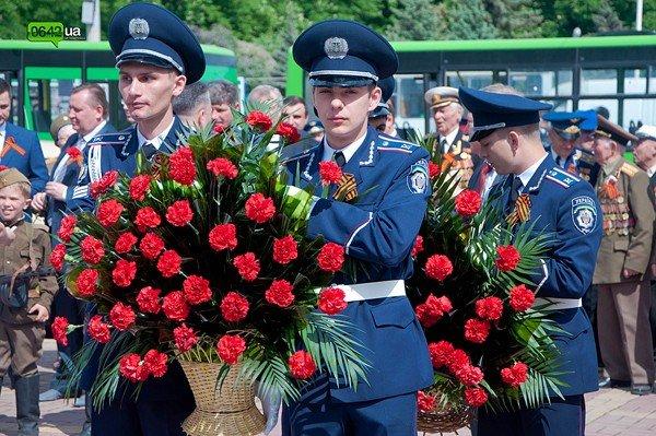 Лента памяти связала памятные места Луганска (ФОТО), фото-1