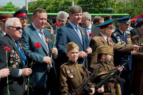 Лента памяти связала памятные места Луганска (ФОТО), фото-2