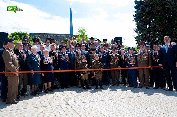 Лента памяти связала памятные места Луганска (ФОТО), фото-9