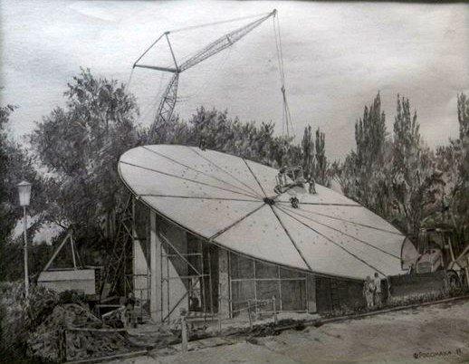 В криворожском музее открылась выставка Федора Росомахи (ФОТО), фото-1