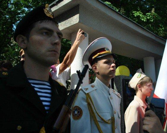В Симферополе стартовали торжества в честь Дня Победы (фото), фото-4