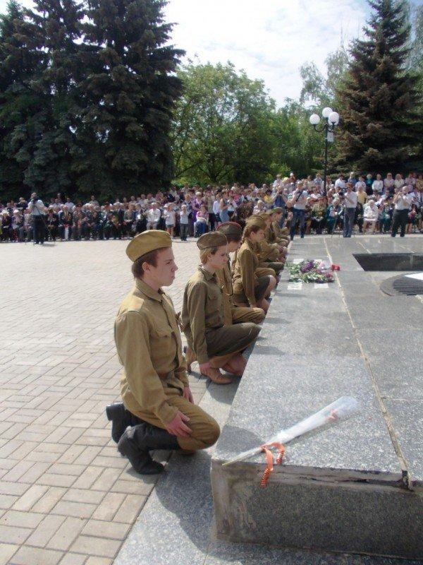 Артемовцы почтили память тех, кто отдал жизнь за Победу (ВИДЕО+ФОТОРЕПОРТАЖ), фото-5