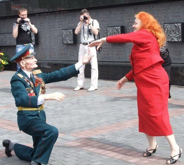 В Донецке отметили День Победы (фото), фото-6