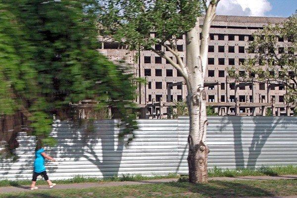 Самое страшное здание Донецка готовят к сносу? (фото), фото-2
