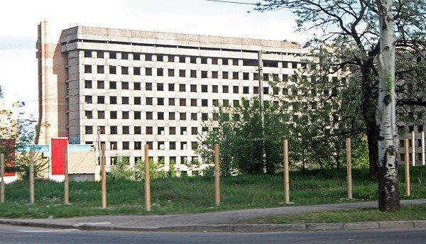Самое страшное здание Донецка готовят к сносу? (фото), фото-1