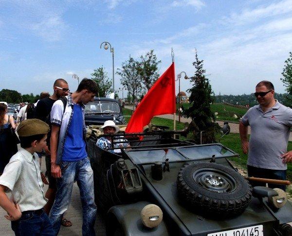 В Донецке прошла выставка ретро-автомобилей  (фото), фото-8