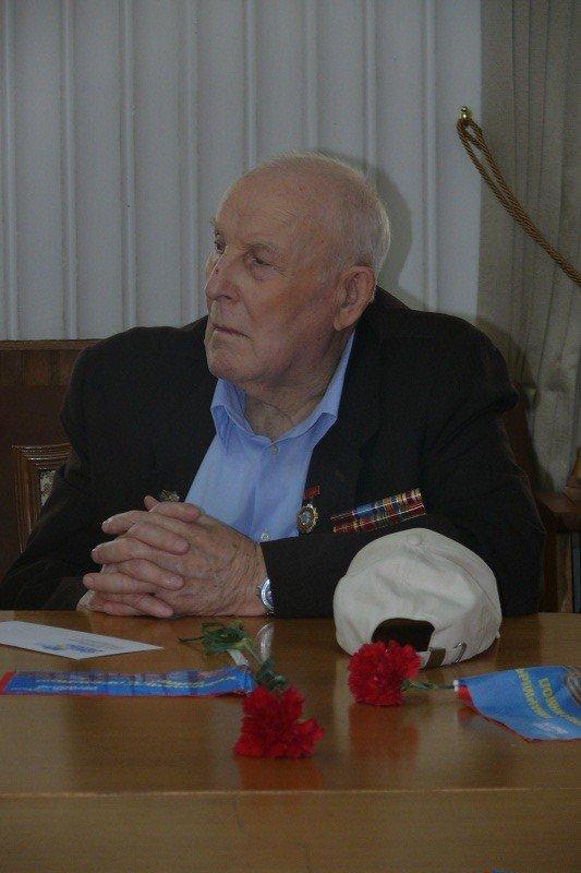 В Ялте накануне Дня Победы чествовали ветеранов, фото-10