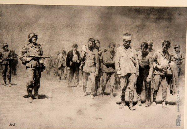 Симферопольский музей показал нацистские преступления в Крыму (ФОТО), фото-2