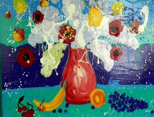 В Кривом Роге работает выставка современного детского искусства (ФОТО), фото-1